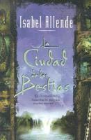 La Ciudad de las Bestias = The City of the Beasts (inbunden)