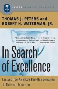 In Search of Excellence (h�ftad)