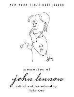 Memories of John Lennon (inbunden)