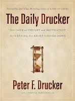 The Daily Drucker (inbunden)