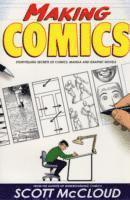 Making Comics (h�ftad)