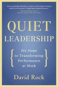 Quiet Leadership (h�ftad)