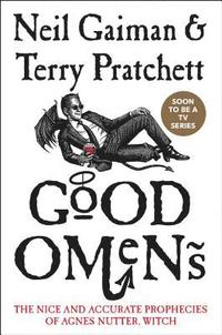 Good Omens: The Nice and Accurate Prophecies of Agnes Nutter, Witch (inbunden)