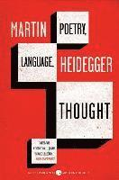 Poetry,Language,Thought (h�ftad)