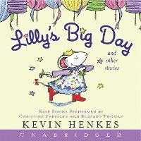 Lilly's Big Day and Other Stories (ljudbok)