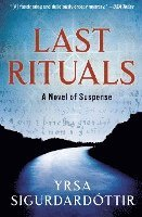 Last Rituals: A Novel of Suspense (h�ftad)