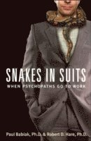 Snakes in Suits (h�ftad)