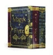 Septimus Heap 2 Volume Boxed Set: Magyk/Flyte (inbunden)