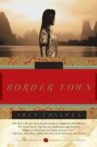 Border Town (inbunden)