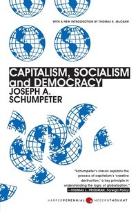 Capitalism, Socialism and Democracy (h�ftad)