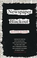 Newspaper Blackout (h�ftad)