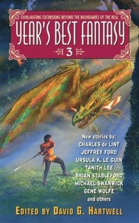 Year's Best Fantasy 3 (e-bok)