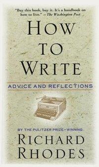 How to Write (h�ftad)