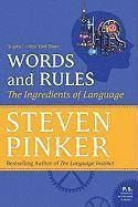 Words and Rules: The Ingredients of Language (h�ftad)
