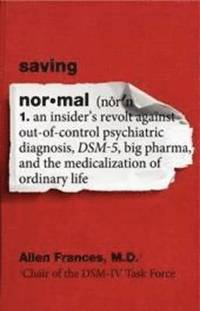 Saving Normal (inbunden)