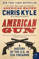 American Gun (inbunden)