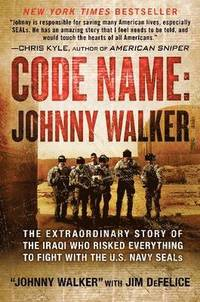 Code Name, Johnny Walker (inbunden)