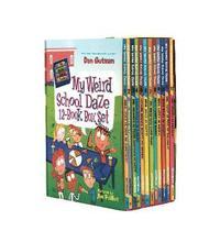 My Weird School Daze 12-Book Box Set (h�ftad)