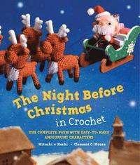The Night Before Christmas in Crochet (kartonnage)