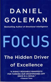Focus: The Hidden Driver of Excellence (pocket)