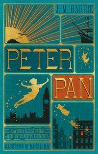 Peter Pan (inbunden)