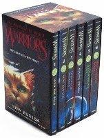 Warriors Box Set: Volumes 1 to 6 (häftad)