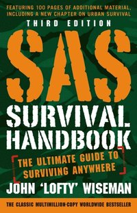 SAS Survival Handbook, Third Edition (h�ftad)