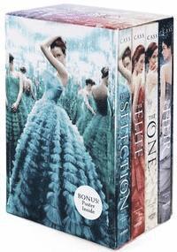The Selection Series Box Set (h�ftad)
