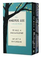 The Harper Lee Collection: To Kill a Mockingbird + Go Set a Watchman (Dual Slipcased Edition) (inbunden)