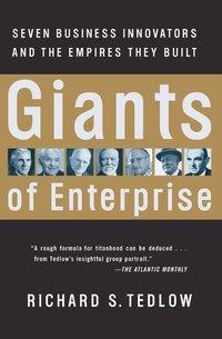 Giants of Enterprise (h�ftad)