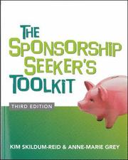 Sponsorship Seeker's Toolkit Third Edition