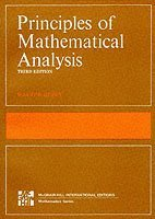 Principles of Mathematical Analysis (Int'l Ed) (h�ftad)