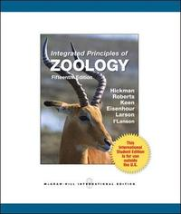 Integrated Principles of Zoology (h�ftad)