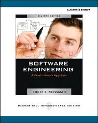 Software Engineering: A Practitioner's Approach 7th Edition (h�ftad)