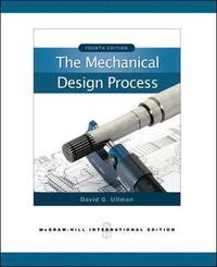 The Mechanical Design Process (h�ftad)