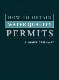 How to Obtain Water Quality Permits (h�ftad)