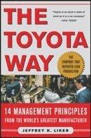 The Toyota Way (inbunden)
