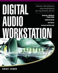 Digital Audio Workstation (h�ftad)
