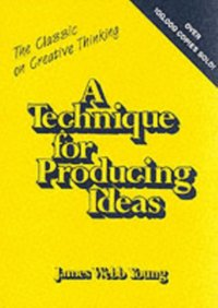 Technique for Producing Ideas (h�ftad)