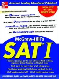 McGraw-Hill's SAT I (e-bok)