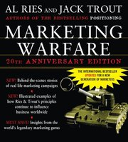 Marketing Warfare: 20th Anniversary Edition (inbunden)