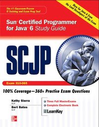 SCJP Sun Certified Programmer For Java 6 Study Guide Exam 310-065 Book/CD Package ()