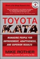 Toyota Kata: Managing People for Improvement, Adaptiveness and Superior Results (inbunden)