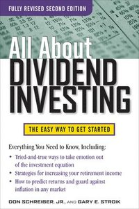 All About Dividend Investing, Second Edition (h�ftad)