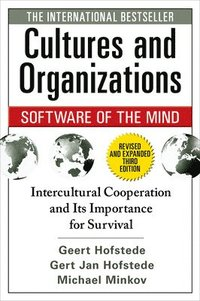 Cultures and Organizations: Software of the Mind 3rd Edition (h�ftad)
