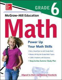 McGraw-Hill Education Math Grade 6 (häftad)