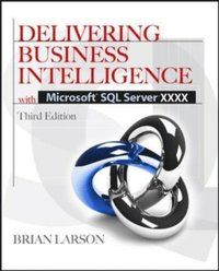 Delivering Business Intelligence with Microsoft SQL Server 2012 3/E (e-bok)