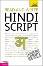 Read and Write Hindi Script (h�ftad)