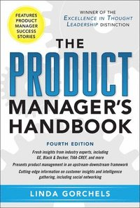 The Product Manager's Handbook 4/E (inbunden)