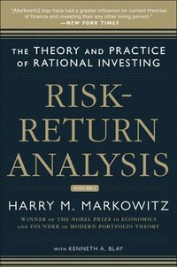 Risk-Return Analysis: The Theory and Practice of Rational Investing (Volume One) (inbunden)